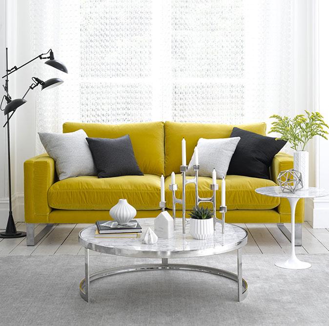 Căn Hộ Chung Cư Nên Lựa Chọn Ghế Sofa Như Thế Nào?